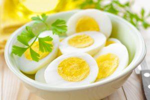 Яйца можно добавить через несколько дней