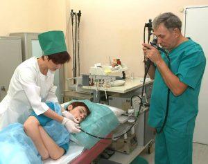 Для постановки точного диагноза обязательно надо пройти эндоскопию