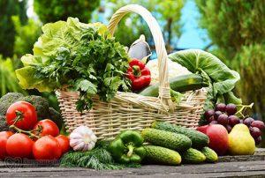 Правильное питание - залог долгой и счастливой жизни