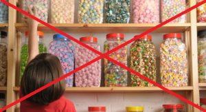 От сладкого лучше отказаться
