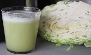 Рекомендован капустный сок