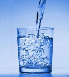 Стакан воды